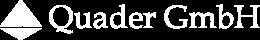 Projektbau mit Quader GmbH – Sanierung, Renovierung, Modernisierung Logo